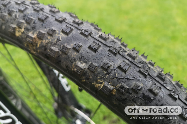 Wolfpack Speed tyre