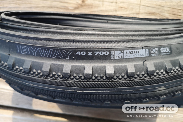 WTB tyres for 5 cool things
