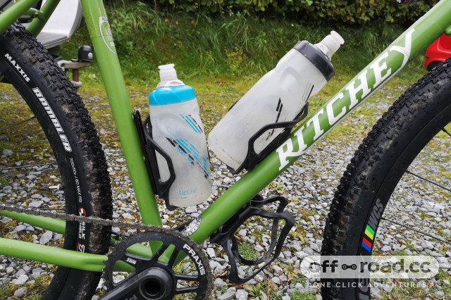 Wolftooth B-Rad bottle cage system