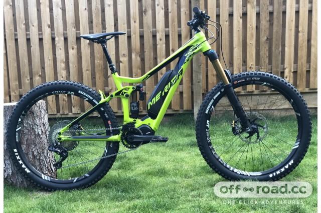 Merida EOne-Sixty 900E E-bike