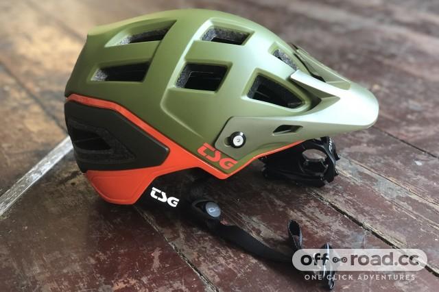 Cool things TSG helmet