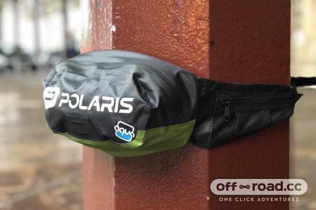 Polaris waterproof bum bag