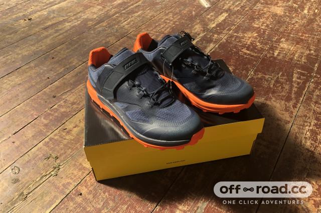 Mavic XA Elite shoes