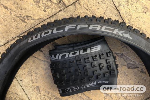 Wolfpack Enduro Tyre