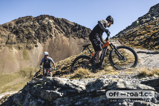 Canyon Neuron:ON climb