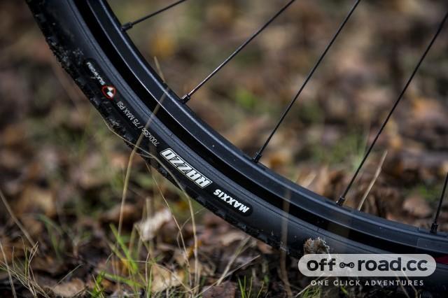 Merida Silex 9000 Detail Tyres.JPG