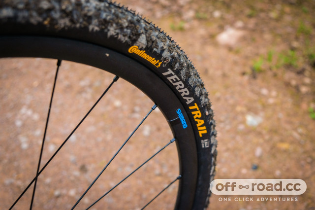 Ribble CGR Ti Continental tyres on bike-15.jpg