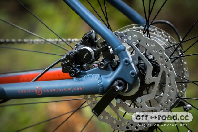 Marin Bobcat Trail 4 Brakes