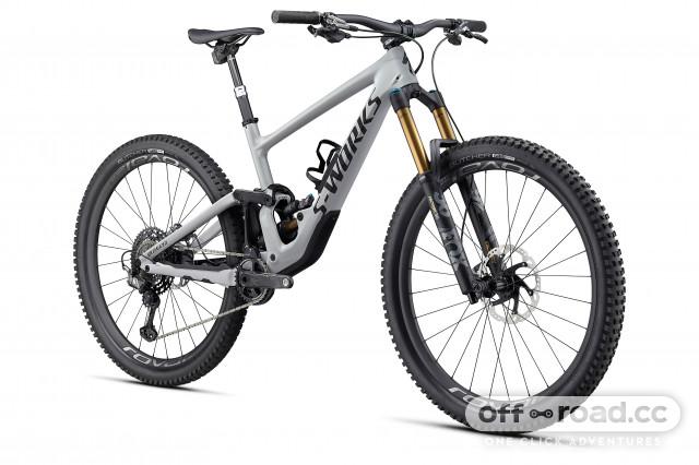 2020 Specialized Enduro s-works bike