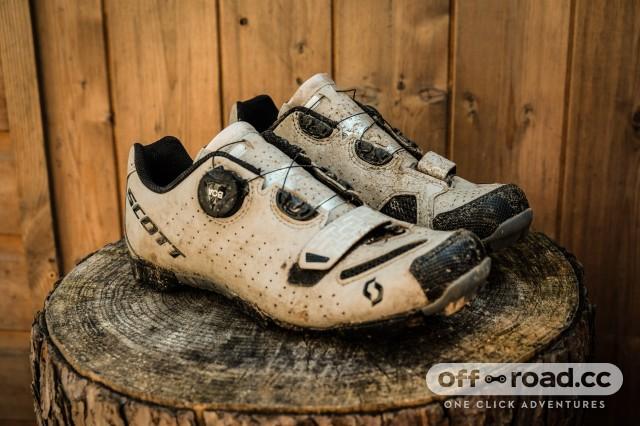 Scott Road Comp Boa Mens Cycling Shoe Black