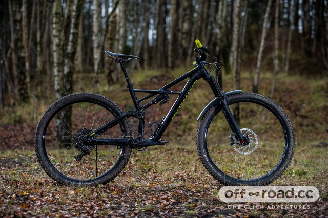 Specialized Enduro Comp 29/6Fattie review | off-road cc