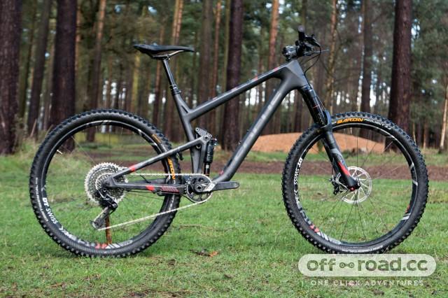 Focus JAM trail bike