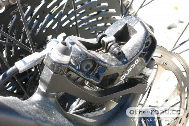 Trek Powerfly 9 FS - brake.JPG