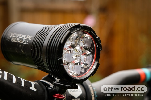 USE Exposure Six Pack Mk9 front light-4.jpg
