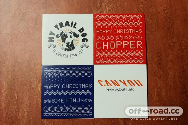 Bike Ninja Greeting Cards