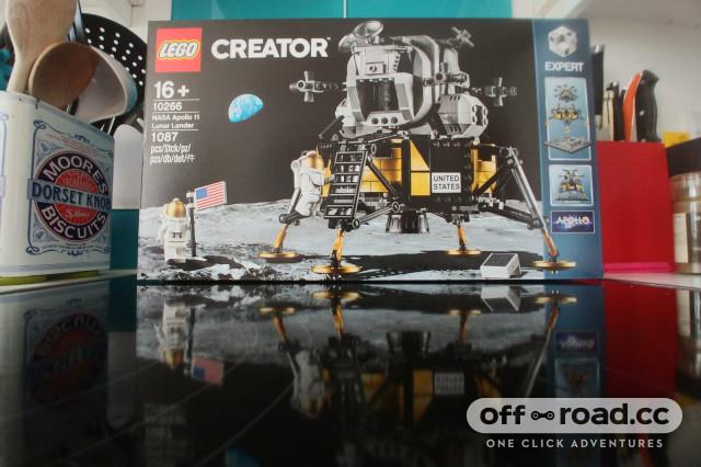 Lego Apollo 11 60th anniversary Lunar Lander