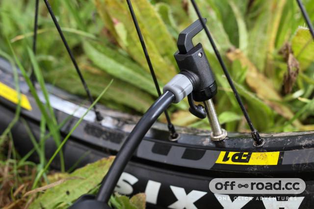 Troflo MiniMTN wheel