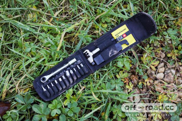 Topeak Ratchet Rocket lite dx+ open