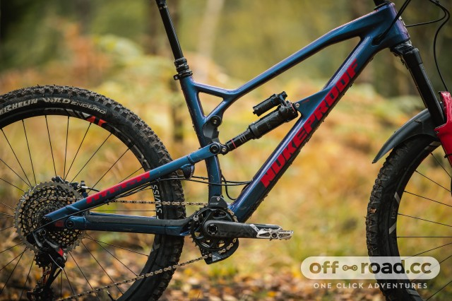 Nukeproof Mega 275 Carbon RS Detail Frame