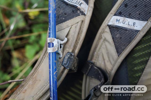 Camelbake mule hose clip
