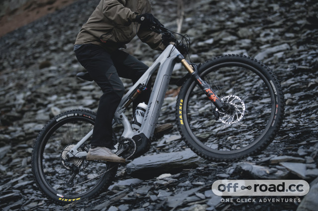 Canyon Spectral:ON 2020 uphil