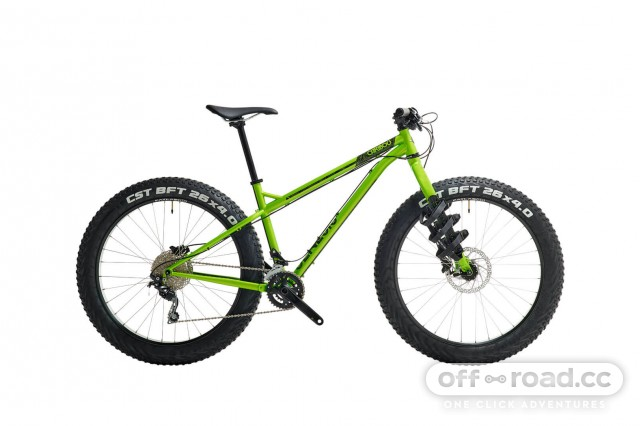 Genesis Caribou fat bike