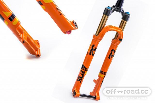 Fox Float 36 BOOST 2019 Thru Axle 15mm x 110mm Fork QR15 forx 15 110 black