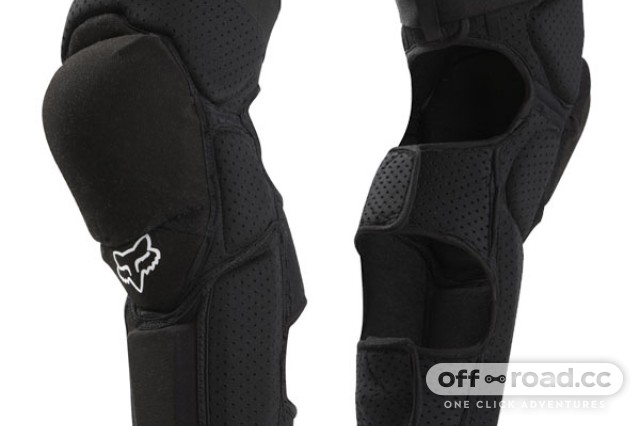 Fox Launch Pro shin and knee pads