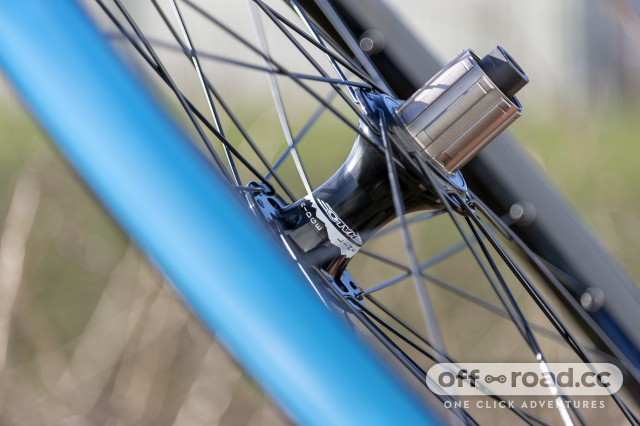 Halo Ridge Line wheelset