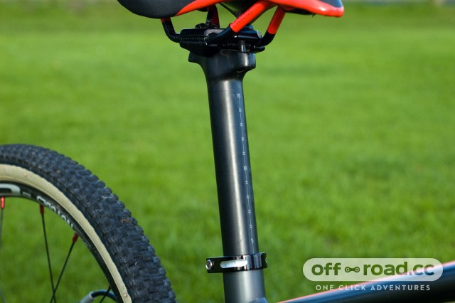 Carbon seat post