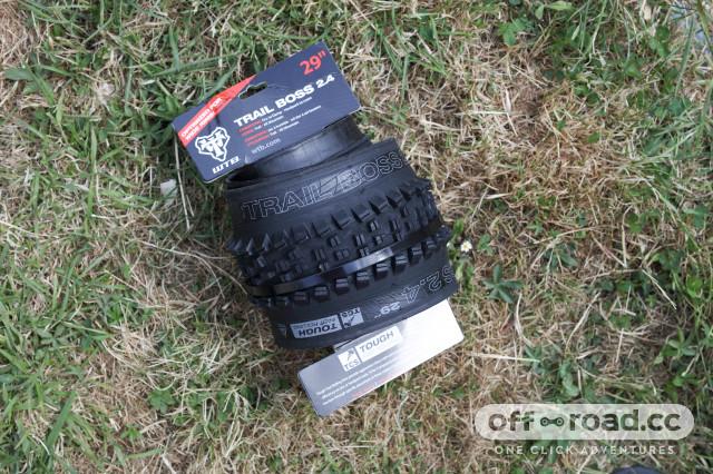 WTB tyres