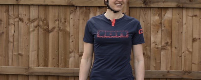 ION Button Tee Traze Women's Jersey