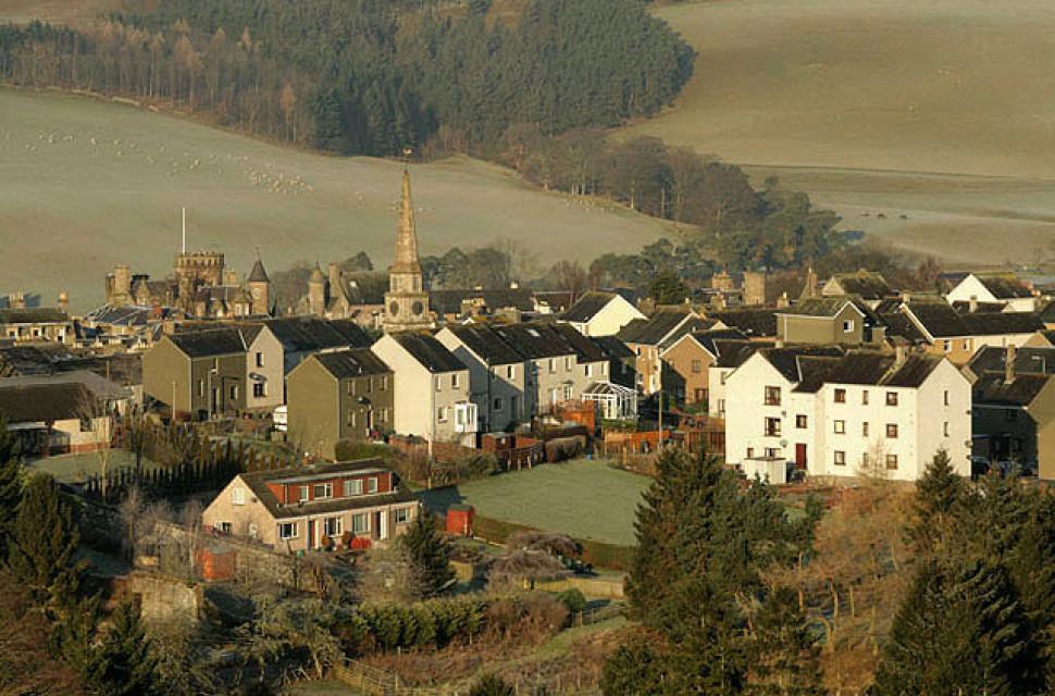 Selkirk town image