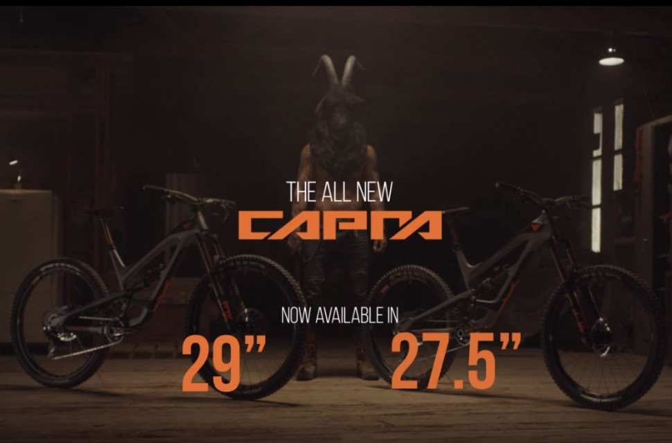 d291f1dcfe2 YT Industries launch new Capra enduro bike | off-road.cc
