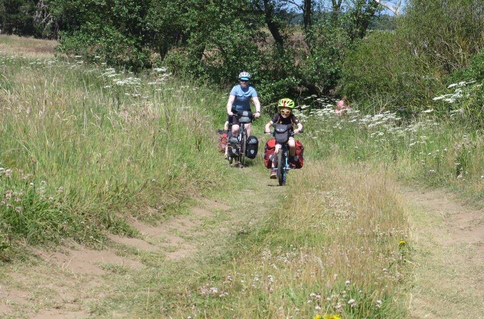 Go Bike Packing East Lothian