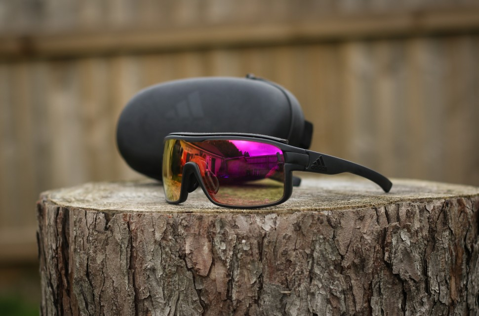 hot sale online pretty cheap reasonable price Adidas Zonyk Pro Vario glasses review | off-road.cc