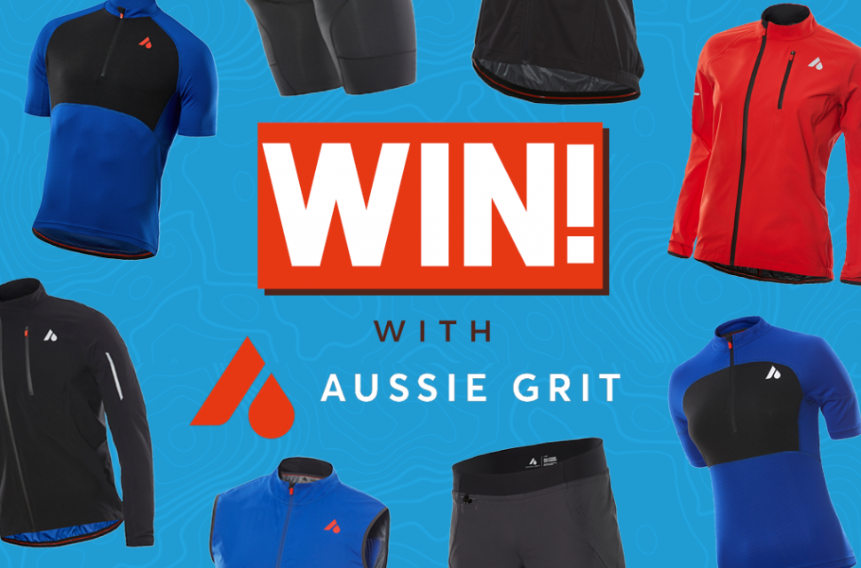 Win Aussie Grit Apparel worth £465 - just have a guess at the winning time  of the Leadville Trail 100 MTB race 39b9d68c8