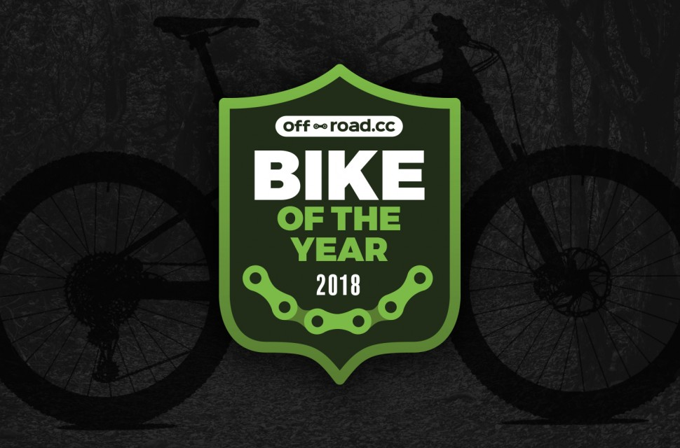 OR Awards 2018 Bike of the year overall Boardman