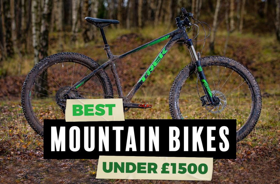 The Best Hardtail And Full Suspension Mountain Bikes You