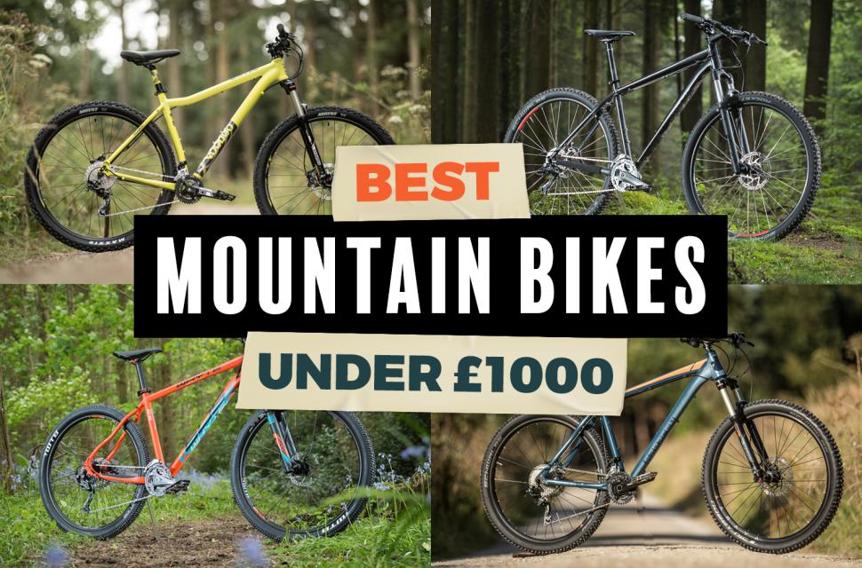 Best Mountain Bikes Under 1000 2021 The best mountain bikes for under £1000 | off road.cc