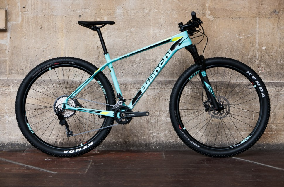 Bianchi S Nitron Is A Privateer Cross Country Racer With