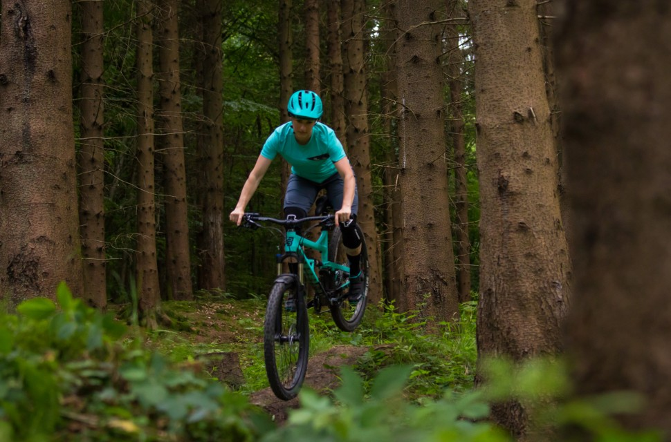 Calibre Bikes Ladies Bossnut V2 Review Off Road Cc