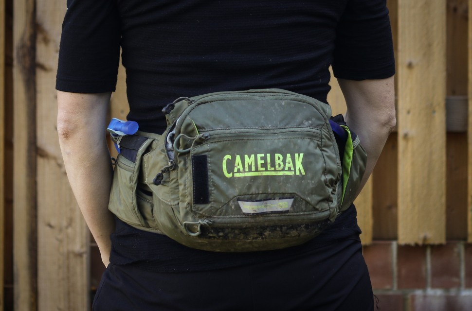 purchase cheap look out for competitive price CamelBak Repack LR4 hip pack review | off-road.cc
