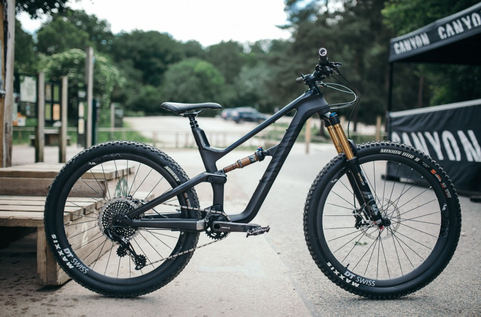 Canyon Recalls Mountain Bikes Due to Crash Hazard