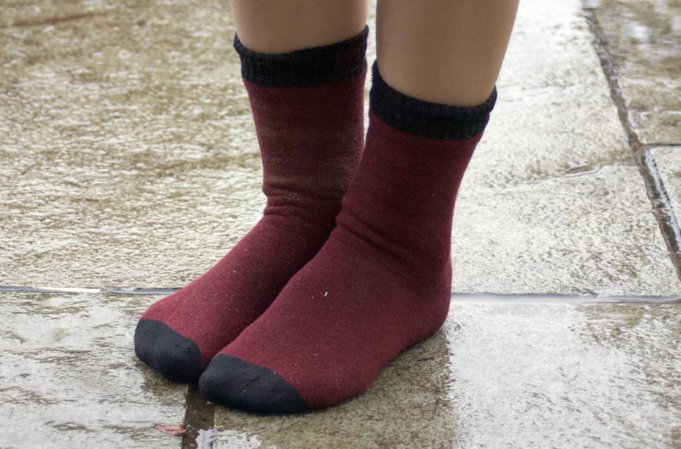DexShell Ultra Thin Childrens Waterproof Socks 2