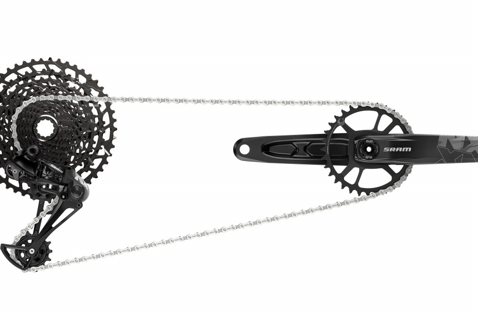 SRAM makes 12spd more affordable with NX Eagle groupset