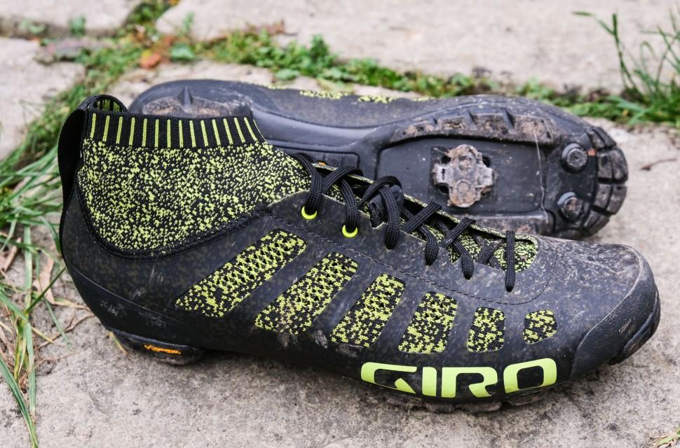 274422b18 Giro Empire V70 Knit shoes review