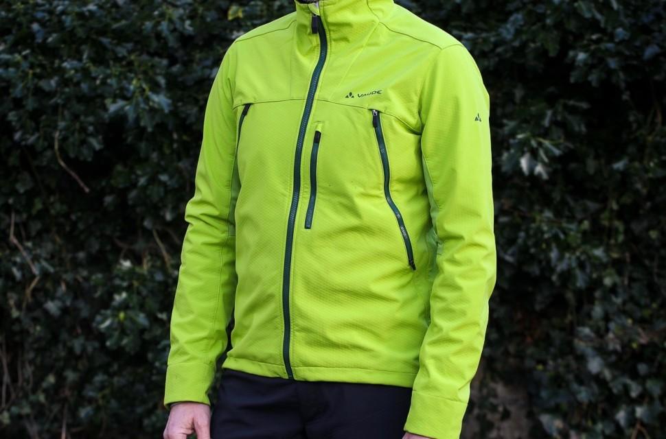 quality design 3273c 5a362 Vaude Morzine Softshell Jacket | off-road.cc