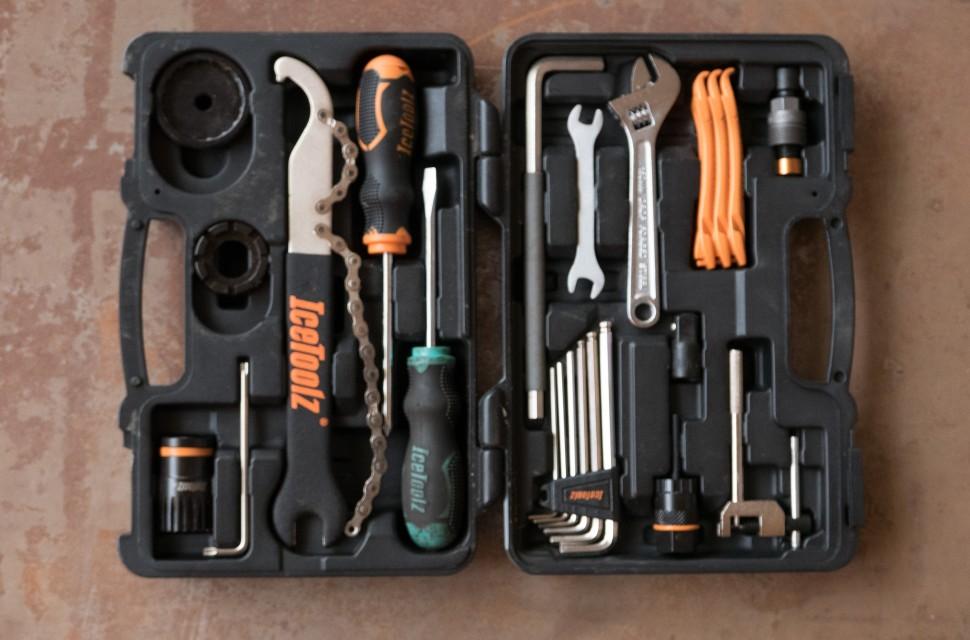 MTB IceToolz Essence Cycle Tool Kit Road