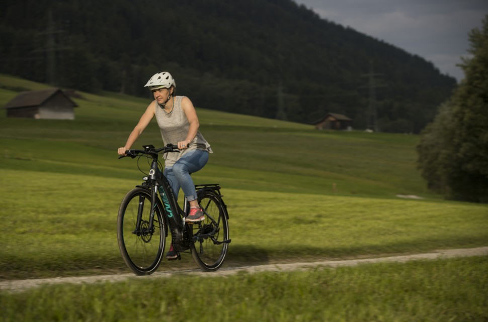 Liv Amiti E-bike riding17.JPG